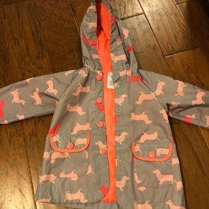 Carter's girls rain coat